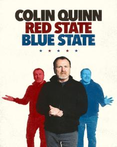 عرض Colin Quinn: Red State Blue State 2019 مترجم