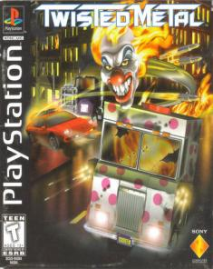 لعبة Twisted Metal