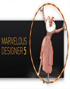 برنامج Marvelous Designer 8 Enterprise v4.2.301.41750 Multilingual