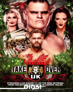 العرض السنوي WWE NXT UK Takeover Cardiff 2019