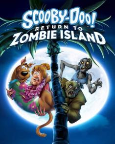 فيلم Scooby-Doo: Return to Zombie Island 2019 مترجم