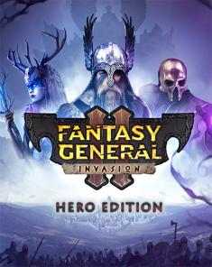 لعبة Fantasy General II Invasion Hero Edition + DLC ريباك Fitgirl