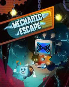 لعبة Mechanic Escape ريبِاك فريق RG Mechanics
