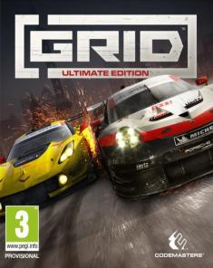 لعبة GRID Ultimate Edition + 7 DLCs ريباك Fitgirl