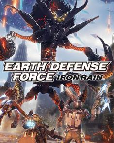 لعبة Earth Defense Force Iron Rain + 52 DLCs ريباك Fitgirl