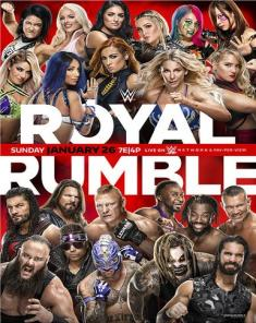 مهرجان WWE Royal Rumble 2020